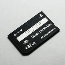 Sony 32MB Memory Stick Duo MS Card Non-PRO for Sony PSP and Old Cameras
