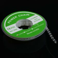 1 roll  Dental Orthodontic Elastolink chain Power Chain Clear color long Size