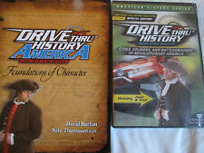 Drive Thru History DVDs (Foundations of Character/Cities Soldiers Battlegrounds)