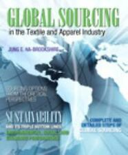 Global Sourcing in the Textile and Apparel Industry, Ha-Brookshire, FREE SHIP!