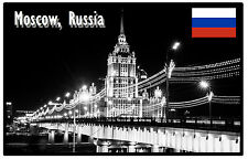 MOSCOW, RUSSIA - SOUVENIR FRIDGE MAGNET - BRAND NEW - GIFT