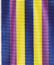 198 - Nastrino per la medaglia d'Oro Al Valore Atletico - Lunghezza 17 cm