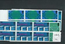 Commems - 1969-British Post Office Technology X SERIE DIECI-Unmounted MINT