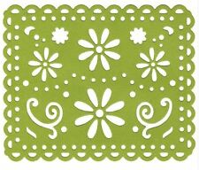 Lifestyle Crafts QuicKutz Cutting Die CHEERFUL DOILY Intricate, Delicate -DC0347