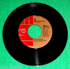 "PHILIPPINES:JOHN LENNON - Jealous Guy,Going Down On Love,7"" 45 RPM,rare,BEATLES"