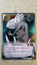 "Naruto Battle of Destiny Kimimaro ""Assault From Behind"" - N-305 - Super Rare NM"