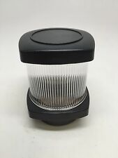 Pactrade Marine Anchor Light Navigation Clear Lens 1NM Waterproof Plastic Bay15D