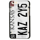 Supernatural Car Number KYZ 2Y5 Case Cover For iphone 6 6S Plus 5S SE s6 S7