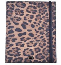 DOLCE & GABBANA Leopard Print Monogramm Logo Tablet iPad Hülle Cover Case 04163