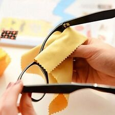 20 x Microfiber Cleaner Camera Lens Glasses Cleaning Cloths Duster Polisher Dust