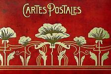 Cartes Postales: An Album for Postcards, Chronicle Books, New Book