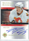 05-06 Ultimate Dion Phaneuf Auto Rookie Card RC #105 Mint Rare /399