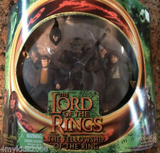 Lord of the Rings Fellowship MERRY & PIPPIN vs MORIA ORC 3pk Figure Set