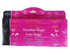 STAMFORD PINK ANGEL JOSS INCENSE STICK GIFT SET~SIX  PACKS 48 STICKS~FREE PP UK