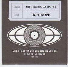 (EL518) The Unwinding Hours, Tightrope - 2010 DJ CD