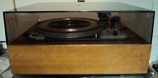 Dual 1019 Turntable with plinth and cover