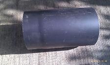 Rauchrohr Ofenrohr Kaminrohr 2mm Wandstärke 150mm Durchmesser 250mm lang grauguß