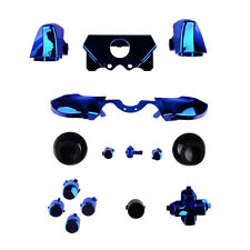 Bumpers Triggers buttons dpad LB RB LT RT Xbox One Elite Controller Chrome Blue