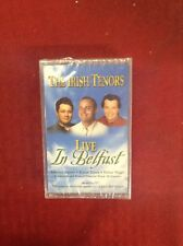 THE IRISH TENORS Live in Belfast by Irish Tenors (Cassette, Mar-2000)