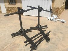 Triumph TR6, TR7, Herald Rotisserie/ Rotating Jig Fixed Height