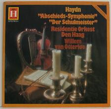 """HAYDN ABSCHIEDS-SYMPHONIE DER SCHULMEISTER WILLEM VAN OTTERLOO 12"""" LP (h363)"""