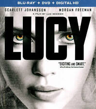 Lucy (Blu-ray Disc, No DVD, 2015)
