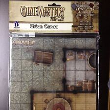 Paizo GameMastery Flip-Mat - Urban Tavern OOP New in Pack Pathfinder D&D Dungeon