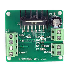 LMD18200T DC Motor Driver Controller PWM Adjustable Speed For Arduino UNO R3 Due