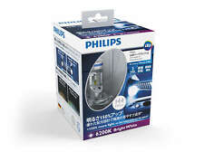 PHILIPS X-treme Ultinon H4 LED Hi Low beam 6200K White Car Light Bulb 12953BWX2