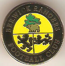 BERWICK RANGERS ROUND SCOTLAND FOOTBALL BADGE