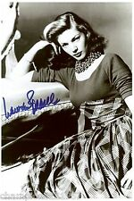 Lauren Bacall ++Autogramm++ ++Hollywood Legende++
