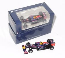Spark Model 1/64 escala Red Bull Racing Renault RB9 S. Vettel campeón del mundo 2013