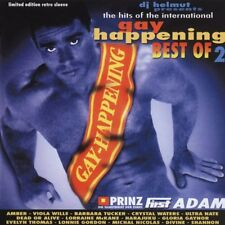 Vol. 2-Best Of Gay Happening - Best Of Gay Happening (2004, CD NEUF)