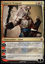 MAGIC AJANI LE VENGEUR / DUAL DECK FOIL VF NEARMINT