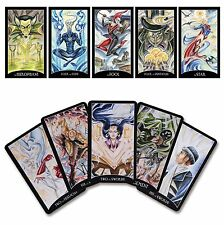 DC Comics Collectibles Justice League Tarot Card Deck Superman Batman Joker