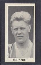 Thomson - Football Stars of 1959 # 17 Tony Allen - Stoke
