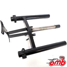 Baja MB200-128 Baja OEM Black Steering Stem Assembly Mini Bike Motorsports Part
