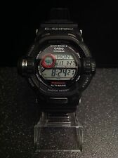"CASIO G-SHOCK GW-9200 (3147) ""RISEMAN"" TOUGH SOLAR DIGITAL LCD DISPLAY WATCH"