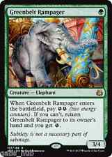 GREENBELT RAMPAGER Aether Revolt Magic MTG cards (GH)
