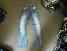 "Next Arc Leg Jeans Waist 27"" Leg 28"" Faded Dark Blue Boys 13 Yrs Jeans"