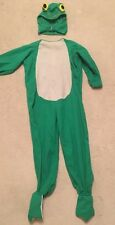 Childs Grenouille Dressing Up Costume Costume Âge 2-4 Ans