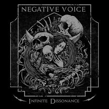"Negative Voice ""Infinite Dissonance"" (NEU / NEW) Black-Metal"