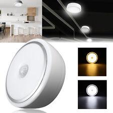 12W PIR Motion Sensor Infrared LED Ceiling Lamp Down Light Flush Mounted Fixture