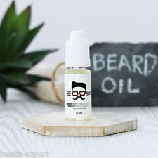 Mo Bro's - Moustache & Beard Conditioning Oil 10ml Bottle UNSCENTED UK MADE