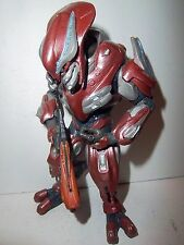 Halo Reach Series 6 **ELITE ZEALOT** McFarlane Figure 100% Complete w/ Weapon!!