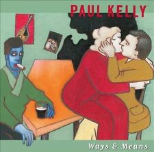 KELLY,PAUL-WAYS & MEANS  CD NEW