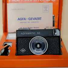 [Vintage photo] Agfamatic 50 + boite d'origine + manuel