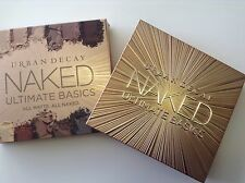 URBAN Decay NAKED ULTIMATE Basics ombretto tavolozza 12 tonalità + 2 è terminato Brush