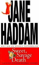 Sweet, Savage Death Haddam, Jane, Papazoglou, Orania Paperback