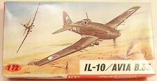 1/72 scale IL-10/Avia B.33 by KP